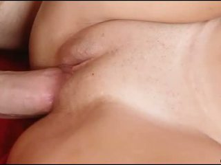 Nice rodeo on fat penis