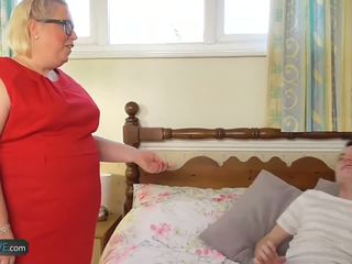 Agedlove Mature BBW Lexie Fucked by Sam Bourne: HD Porn 2f