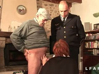 anal sex, old, mmf