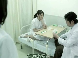 real japanese most, undressing, nurse