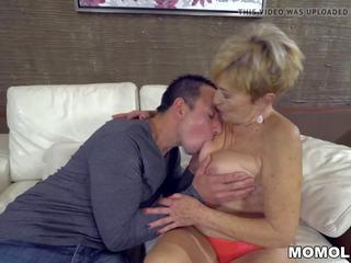 Luscious Granny Malya, Free Lusty grandmas HD Porn 57