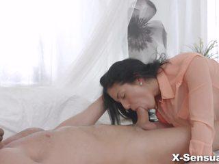 X-sensual - Jessica Lincoln - Foot Massage Seduction...