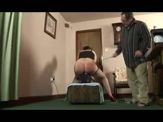 whipping, maledom video