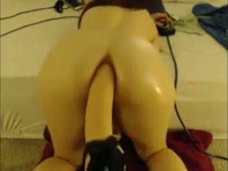 Anal Dildo: Sex Toy & Anal Dildo Porn Video 82