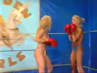 blondjes video-, beste grote borsten actie, lesbiennes