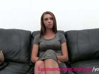 audition, first time, blowjob, assfuck