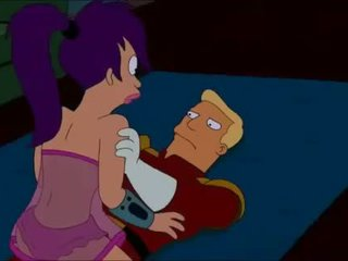 Futurama porn zapp pole mert turanga lány