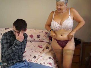 tits, big boobs, bbw, old