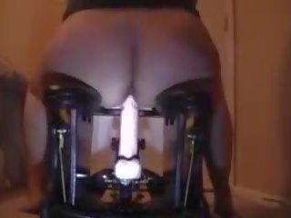 Monkey Rocker Machine - 1, Free Masturbation Porn Video 7d