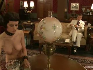 hq vastgebonden porno, heet hd porn, slavernij scène