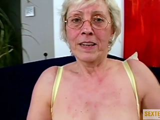 fresh grannies, old+young video, best interracial action