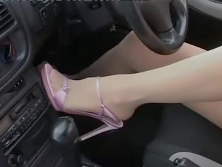 Dvdpp1-2: Pantyhose & Car HD Porn Video 03