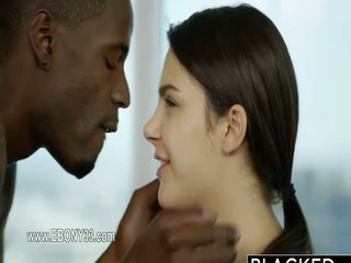 Amazing brutal black dick and his secret lover
