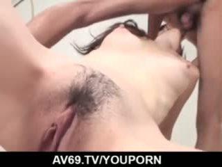 nice ass, japanese, kissing
