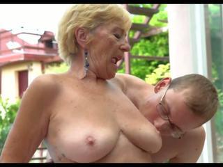 熱 阿媽: 免費 媽媽 高清晰度 色情 視頻 ef