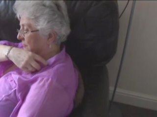 bbw mov, grannies film