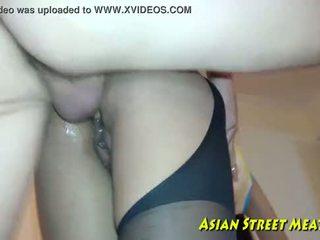 Asiatico girlette does anale per amore soldi e salute