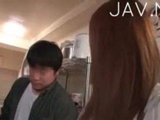 meest brunette vid, japanse, uniform film