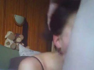 brunette scène, online orale seks, kaukasisch scène