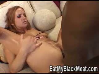 Whore Gabriella Banks receives a hot load of cock sauce on her filthy warm mouth