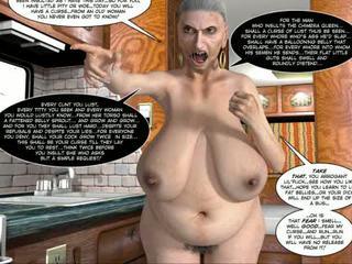 3D Comic The Uncanny Valley 12