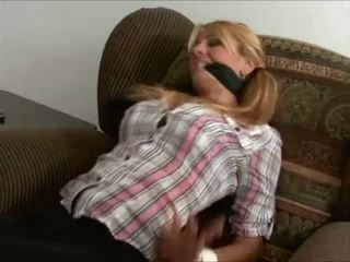 Sweet and Sexy Babysitter Escape Attempt, Porn 11
