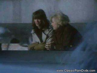 Vintage Sex in the 1976 Cinema, Free Cinema Sex Porn Video