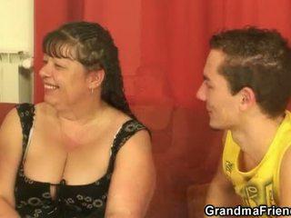 alle mmf seks, een grootmoeder neuken, plezier vet neuken