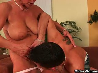 most old fresh, any gilf all, fun older real