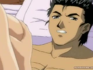 Kenichi loving एक गंदा पुसी juice सब ओवर उसके co