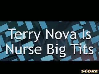 Terry nova ある 看護師 大きい ティッツ