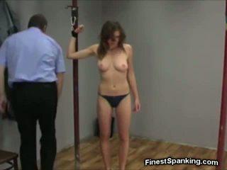 Bound Spread Legged & Flogged