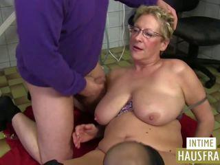 Oma putz: intime hausfrauen & pinxta ポルノの ビデオ