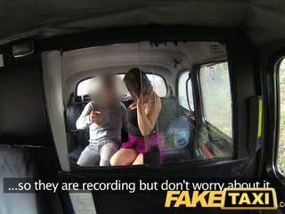 FakeTaxi Randy lady wants to party