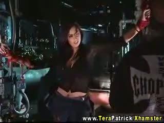 Tera Patrick - Extreme Bondage Fuck