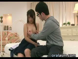 japanese, small tits, uniform