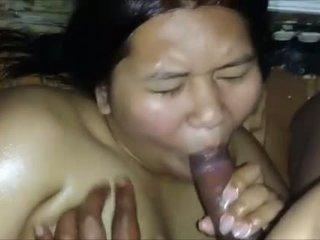 Major BBW Slut Fucks Her Pussy