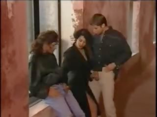Vintage French Arab Dalila Saggy Tits DP Bj: Free Porn 33