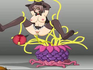 Witch Girl Hentai