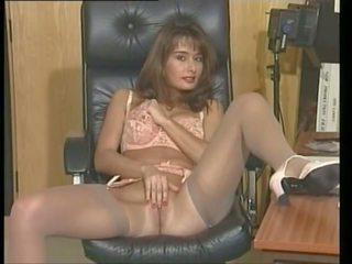 Sammy Office: Free Striptease Porn Video aa