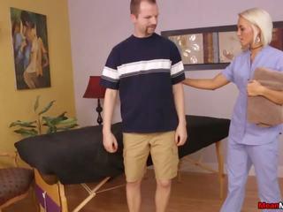 controleren handjobs seks, massage klem