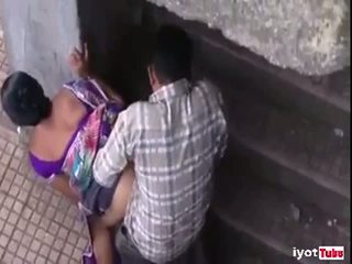 Indian couple caught forbidden relationship