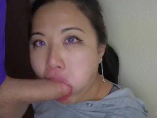 heet deepthroat actie, online slordig neuken, ideaal facefuck porno