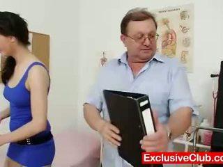 gapende porno, plezier vagina, kijken dokter seks