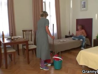 old, watch grandma, more granny nice