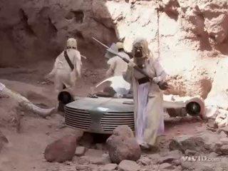 스타 wars a 포르노를 패러디 part2