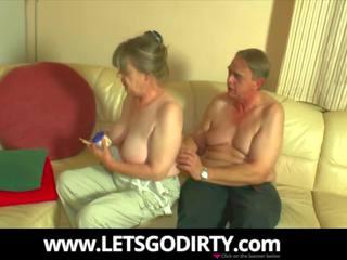 Oma deutsch porno
