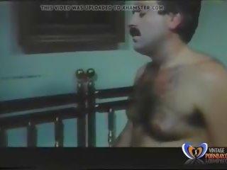 vers film tube, ideaal wijnoogst kanaal, mooi retro porno