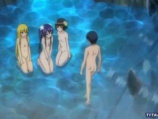 一 讨厌 狂欢 在 一 隐 lagoon