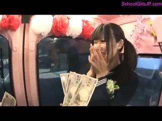 student, ideaal japanse film, mooi pijpbeurt mov